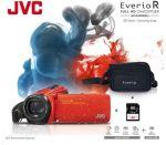Porovnání ceny JVC GZ-R495DKIT FULL HD