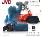 Porovnání ceny JVC GZ-R495AKIT FULL HD