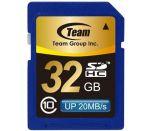 Porovnání ceny TEAM 32GB Secure Digital SDHC/ Class 10