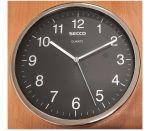 Porovnání ceny Nástěnné hodiny Secco S TS6050-51 (508)
