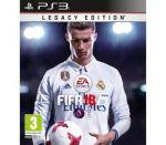 Porovnání ceny FIFA 18 hra PS3 EA EA Games