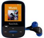 Porovnání ceny MP3 přehrávač SanDisk Sansa Clip Sport 8GB, modrý - 123871