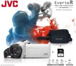 Porovnání ceny JVC GZ-R495WKIT FULL HD