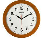 Porovnání ceny Nástěnné hodiny Secco S TS6046-97 (508)