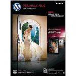 Porovnání ceny Fotografický papír HP Premium Plus Photo Paper CR672A, A4, 300 gm², 20 listů, lesklý
