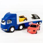 Porovnat ceny 402865 Little Tikes Veľké detské nákladné vozidlo na prepravu áut