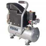 Porovnat ceny 402203 FERM Kompresor Power 1,1 HP 750 W 8 L