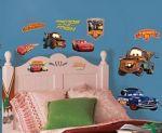 Porovnání ceny RoomMates Samolepky Disney Cars. Obrázky Blesk McQueen a kamarádi.
