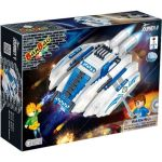 Porovnání ceny Banbao Vesmír 6408 Vesmírná loď BB-129