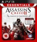 Porovnat ceny UBI SOFT PS3 - Assassins Creed 2 GOTY Essentials