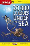 Porovnat ceny Jules Verne 20 000 mil pod mořem/20,000 Leagues Under the Sea - Zrcadlová četba