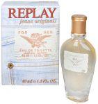 Porovnání ceny Replay Replay Jeans Original For Her - EDT 20 ml