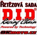 Porovnání ceny D.I.D (Japonsko) D.I.D Řetězová sada Yamaha WR 250 F-W,X 07-10 Nerezová rozeta
