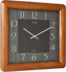 Porovnání ceny Designové moderní dřevěné nástěnné hodiny JVD N12081. 41