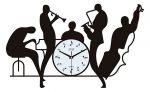 Porovnání ceny Hudební nástěnné designové hodiny JVD HJ70 pro hudebníky