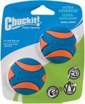 Porovnání ceny Chuckit! Míček Ultra Squeaker Ball - 2 na kartě Velikost: Medium