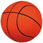 Porovnání ceny Trixie Latexový míč BASKETBAL velký, plněný se zvukem 18 cm