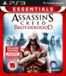 Porovnat ceny UBI SOFT PS3 - Assassins Creed Brotherhood Essentials