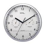 Porovnání ceny Nástěnné hodiny s vlhkoměrem a teploměrem Technoline