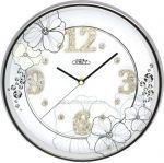 Porovnání ceny Nástěnné hodiny kovové s tichým chodem PRIM E04P.3092.31 stříbrná