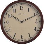 Porovnání ceny NeXtime Designové nástěnné hodiny 3057 Nextime Royal 60cm