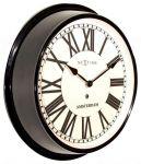 Porovnání ceny NeXtime Designové nástěnné hodiny 3129zw Nextime Amsterdam 41cm