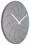 Porovnání ceny NeXtime Designové nástěnné hodiny 3132 Nextime Waves 39cm