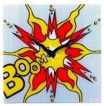 Porovnání ceny NeXtime Designové nástěnné hodiny 8173 Nextime Boom 43cn