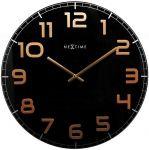 Porovnání ceny NeXtime Designové nástěnné hodiny 3105bc Nextime Classy Large 50cm