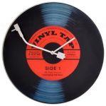 Porovnání ceny NeXtime Designové nástěnné hodiny 8141 Nextime Vinil Tap 43cm