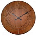 Porovnání ceny NeXtime Designové nástěnné hodiny 3113br Nextime Wood Round 50cm