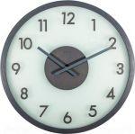 Porovnání ceny NeXtime Designové nástěnné hodiny 3205gs Nextime Frosted Wood 50cm