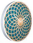 Porovnání ceny NeXtime Designové nástěnné hodiny 3149tq Nextime Sun Big 50cm