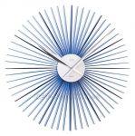 Porovnání ceny Designové hodiny JVD HT96.3 modrá HT 96.3.3