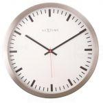 Porovnání ceny NeXtime Designové nástěnné hodiny 2518 Nextime Stripe white 15cm
