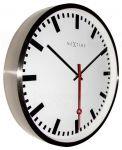 Porovnání ceny NeXtime Designové nástěnné hodiny 3127st Nextime Super Station Stripe 55cm
