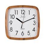 Porovnání ceny Plastové, nástěnné hodiny JVD H615.4