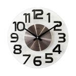 Porovnání ceny Skleněné, designové hodiny JVD HT098.2