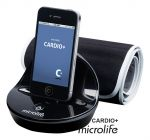 Porovnat ceny MICROLIFE - CARDIO+ automatický tlakomer pre iPhone, iPod, iPad
