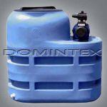 Porovnat ceny Plastová nádrž na vodu 300l Aquatrading Power 300 Multijet s čerpadlom