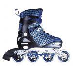 Porovnat ceny SPOKEY - BAFFIES kolieskové korčule modré č.31 - 34