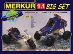 Porovnat ceny MERKUR - Stavebnica Vozidlá M1.1