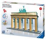 Porovnat ceny RAVENSBURGER - Puzzle Brandenburská brána 3D