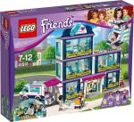 Porovnat ceny LEGO - Friends 41318 Nemocnica v Heartlake
