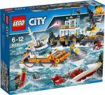 Porovnat ceny LEGO - City 60167 Základňa pobrežnej hliadky