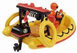 Porovnat ceny DICKIE TOYS - Požiarnik Sam Záchranný čln Neptún s figúrkou 9251660