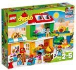 Porovnat ceny LEGO - DUPLO 10836 Námestie