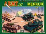 Porovnat ceny MERKUR - Stavebnica Army set