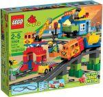 Porovnat ceny LEGO - DUPLO 10508 Vláčik deluxe