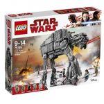 Porovnat ceny LEGO - Star Wars 75189 Ťažký útočný chodec Prvého rádu